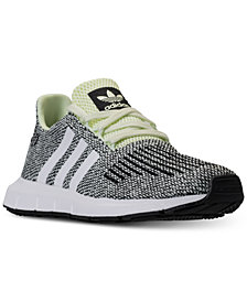 adidas Big Girls' Swift Run Running Sneakers from Finish Line