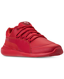 Puma Big Boys' SF EVO Cat Casual Sneakers from Finish Line