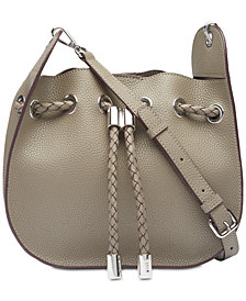 DKNY Alice Drawstring Crossbody, Created for Macy's