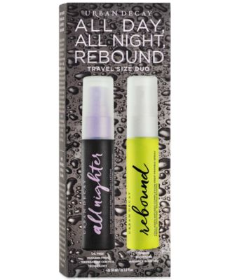 2-Pc. All Day, All Night, Rebound Travel Set