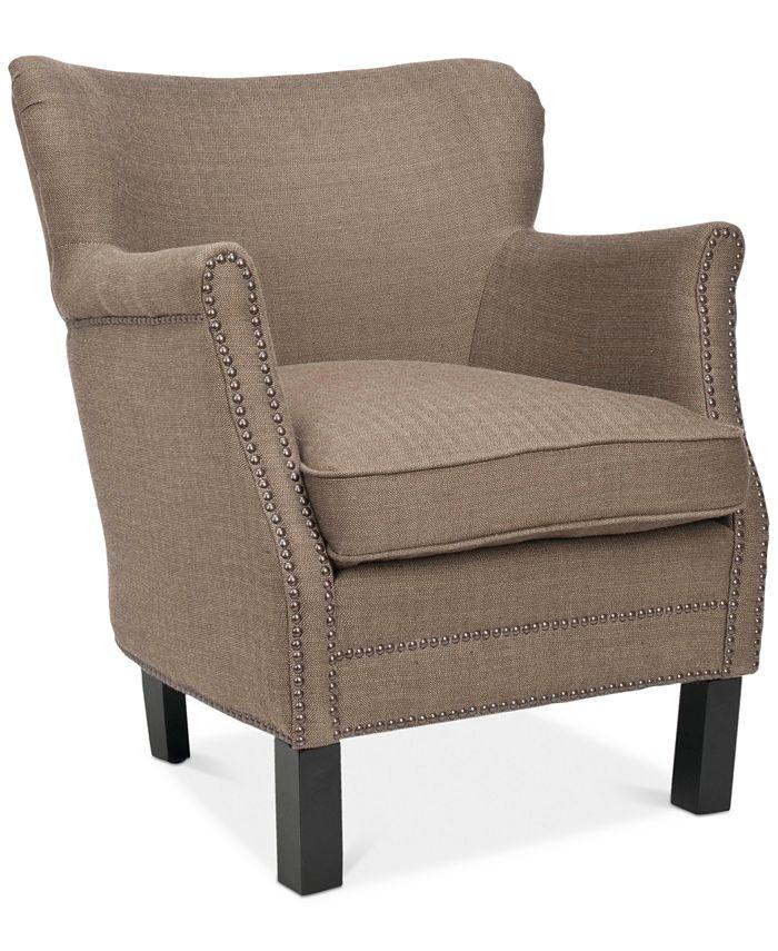 Safavieh - Cortland Accent Chair, Quick Ship
