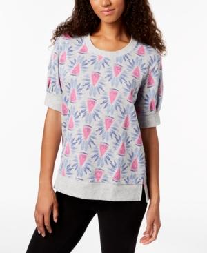 Hue Short-Sleeve Pajama Top