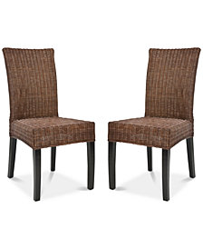 Larne Dining Chair (Set Of 2), Quick Ship