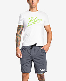 "RVCA Men's VA II 20"" Active Shorts"