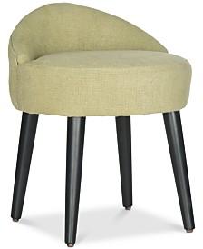 Lemmen Vanity Chair, Quick Ship