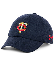 Under Armour Women's Minnesota Twins Renegade Twist Cap