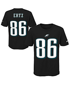 Nike Zach Ertz Philadelphia Eagles Pride Player T-Shirt, Big Boys (8-20)