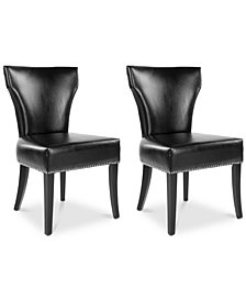 Pollack Side Chair (Set Of 2), Quick Ship