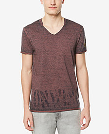 Buffalo David Bitton Men's V-Neck T-Shirt