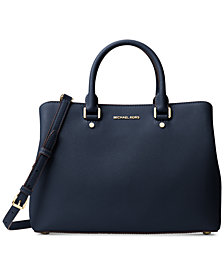 MICHAEL Michael Kors Savannah Satchel