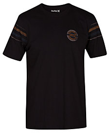 Hurley Men's Worldwide Logo-Print T-Shirt