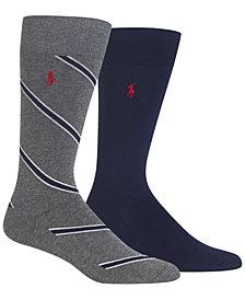 Polo Ralph Lauren 2-Pack Men's Socks