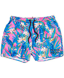Superdry Men's Echo Racer Swim Trunks