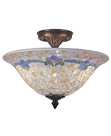 Dale Tiffany Johana Flush Mount