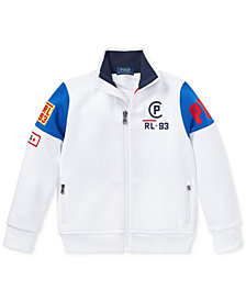 Ralph Lauren Little Boys CP-93 Track Jacket
