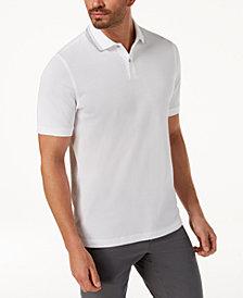 Tasso Elba Men's Supima® Cotton Pique Polo, Created for Macy's