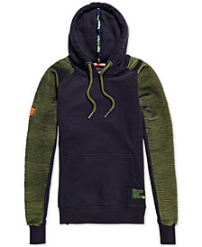 Superdry Men's Colorblocked Flex Hood Hoodie