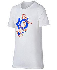 Nike Big Boys KD-Print T-Shirt