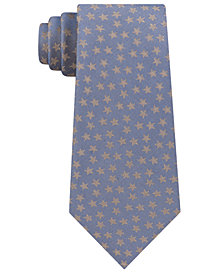 Kenneth Cole Reaction Men's Star Silk Tie