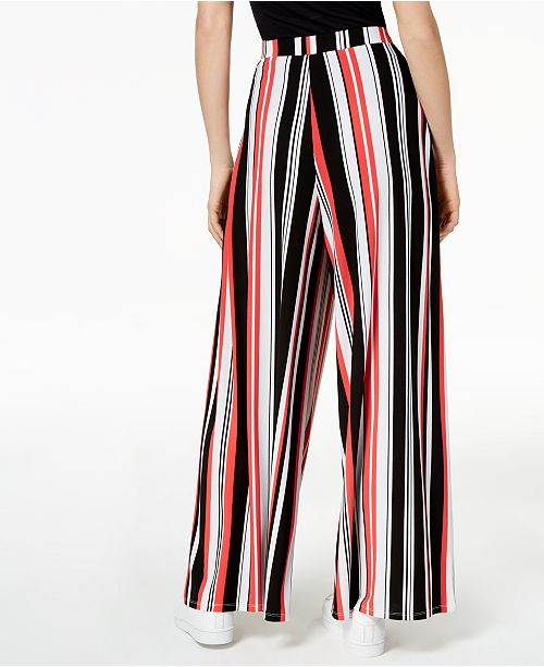 Macy's Created Pants On Perfect Striped Bar for Stripe Pull III q0Xx7B
