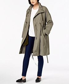 Weekend Max Mara Fortuna Drawstring Trenchcoat