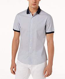 Michael Kors Men's Blaise Novelty Shirt