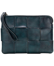 Patricia Nash Woven Cassini Wristlet, Created for Macy's