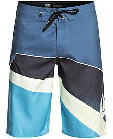 "Quiksilver Men's Colorblocked 18"" Swim Trunks"