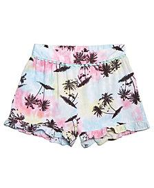 Epic Threads Big Girls Ruffle-Trim Shorts, Created for Macy's