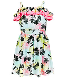 Epic Threads Big Girls Double Ruffle Dress, Created for Macy's