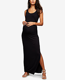 A Pea In The Pod Maternity Maxi Dress
