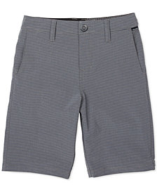 Volcom Striped Shorts, Little Boys