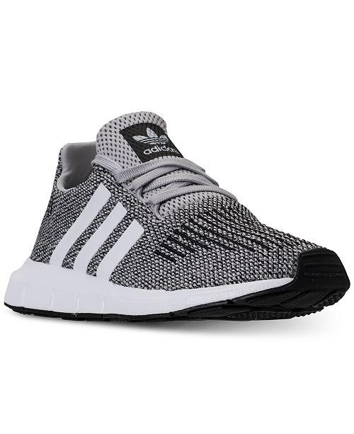 f1c102b78cdc59 adidas Big Boys  Swift Run Running Sneakers from Finish Line ...