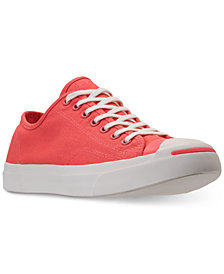 Converse Men's Jack Purcell Jack Ox Casual Sneakers from Finish Line