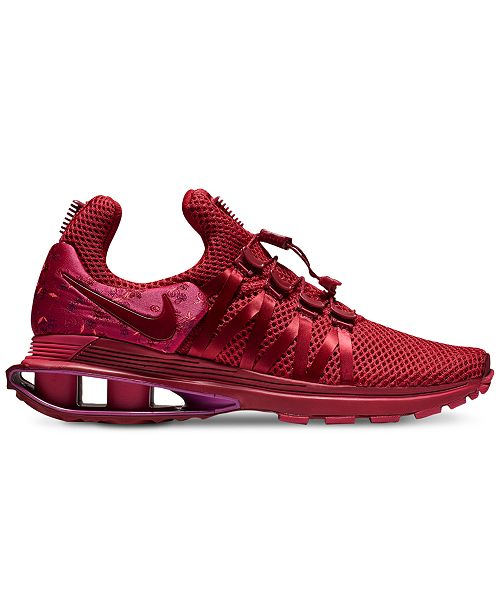 Nike Women s Shox Gravity Casual Sneakers from Finish Line   Reviews ... 0cd732539