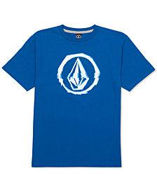 Volcom Graphic-Print Cotton T-Shirt, Little Boys