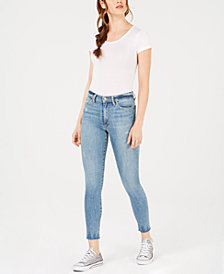 Joe's Jeans The Charlie Raw-Hem Ankle Skinny Jeans