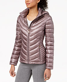 Calvin Klein Packable Puffer Coats