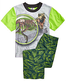Jurassic Park Little & Big Boys 2-Pc. Pajama Set