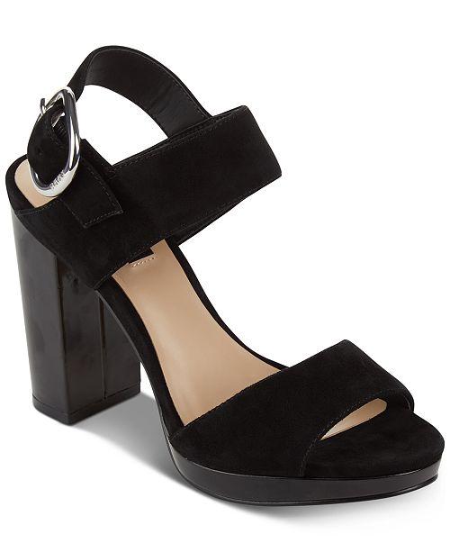 5d771e23b300 DKNY Bell Slingback Sandals