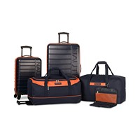 Deals on Nautica Sea Tide 5-Pc. Hardside Luggage Set