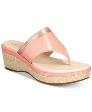 Cole Haan Cecily Grand Thong Sandals 4419226