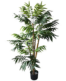 Tropical Palm 5 Ft. Artificial Tree by Pure Garden