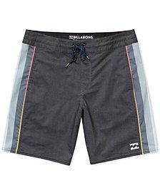 "Billabong Men's D Bah Low Tide Stripe 20"" Board Shorts"