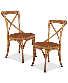 Heritage Dining Chair (Set of 2), Quick Ship