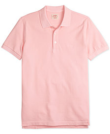 Brooks Brothers Men's Pique Slim Fit Polo
