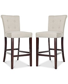 Oston Bar Stool (Set Of 2)
