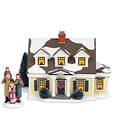 Department 56 Midyears Snow Village Welcoming Christmas