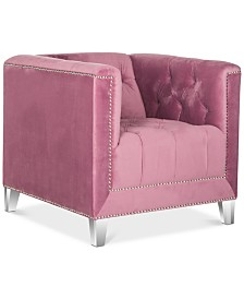 Kreter Club Chair, Quick Ship
