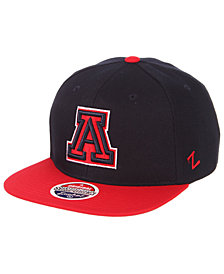 Zephyr Arizona Wildcats NCAA Invert Snapback Cap